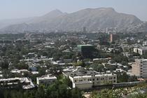 Capitala afgana Kabul