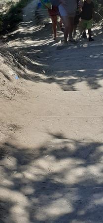 Acces plaja centrul Constantei