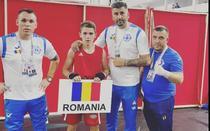 Bogdan Trifu a adus prima medalie pentru Romania la CE box cadeti Sarajevo