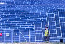 Parc fotovoltaic din Germania