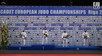 Florina Badiceanu, bronz la CE Judo (cadeti)