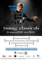 Concert extraordinar Young Classicals