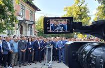 Ludovic Orban si sustinatorii sai