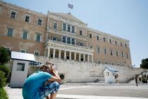 Grecia este afectata de un val de canicula care a provocat incendii masive
