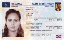 carte electronica de identitate