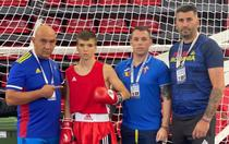 Alexandru Suvache si Radu Simion in finalele la CE box cadeti - 2