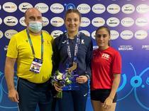 Roxana Capezan, bronz la CM de juniori