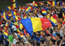 Romania, meci cu fanii in tribune