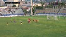 Portarul Bogdan Cauca, gol decisiv din lovitura libera