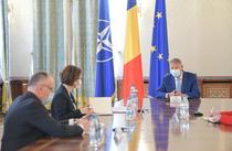 Iohannis a discutat la Cotroceni despre inceperea anului scolar