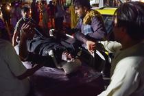 Explozie la aeroportul din Kabul