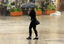 Avertizari de ploi si vijelii