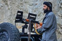 Luptător din Valea Panjshir