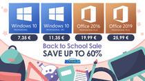 Godeal24 Vânzare înapoi la școală - Cel mai ieftin Office sub 20 € și Windows 10 pentru 7,35 €