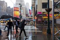 Bulevardul 7th Avenue din New York