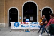 Testare coronavirus in Londra