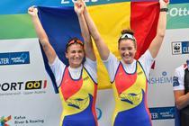 Ancuta Bodnar si Simona Radis au adus aurul pentru Romania la JO 2020