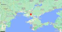 Crimeea, Google Maps