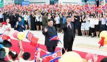 Xi Jinping si Kim Jong-un