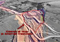 Alunecarea de teren de pe Autostrada Transilvania