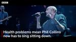 captura video concert Phil Collins