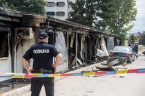 14 oameni au murit in incendiul izbucnit la un spital modular pentru pacienti COVID din Tetovo, Macedonia de Nord
