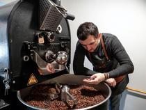 Bogdan Georgescu, vicecampion mondial la prajit cafea