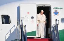 Vizita Papei francisc in Ungaria