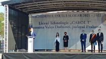 Iohannis la deschiderea anului scolar