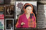 Portret al Gretei Thunberg