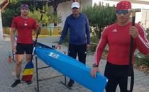 Romania, la CM kaiac-canoe