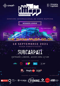 Afis iMapp Bucharest 2021
