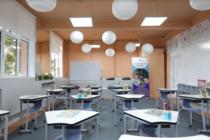Sală de clasă ca acasă
