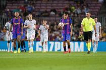 Barcelona, esec usturator pe Camp Nou