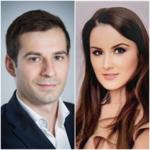 Dragoș Bădescu și Andreea Stănică
