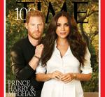 Harry si Meghan in revista Time