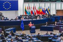 Dezbaterea anuala privind starea Uniunii, in plenul Parlamentului European
