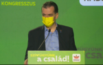 Ludovic Orban la congresul UDMR