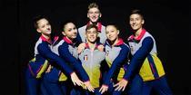 Romania la Europenele de gimnastica aerobica
