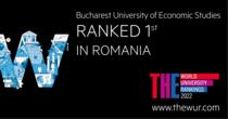 ASE Bucuresti top times higher education 2022