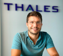 Cosmin Crăciun - inginer de securitate la Thales Romania