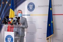 Lucian Bode, interimar la Ministerul Justitiei