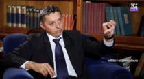 Daniel David, rectorul Universității Babeș Bolyai