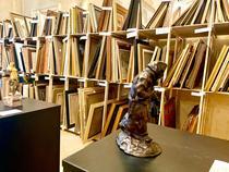Expoziția celor 400 de opere de artă cu prețul de pornire de doar 100 de euro