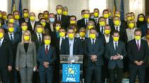 Susținători Ludovic Orban