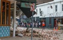 Cutremur Australia (captura de ecran)