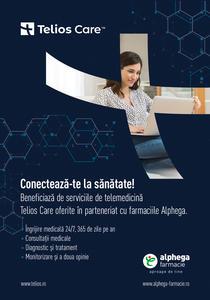 Farmaciile Alphega și Telios Care cresc accesul la serviciile de sănătate
