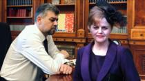 Cum îi merg afacerile soției lui Marcel Ciolacu