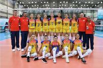 Nationala de volei U18 a Romaniei