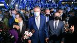 Iohannis, Orban si Citu, la Congresul PNL